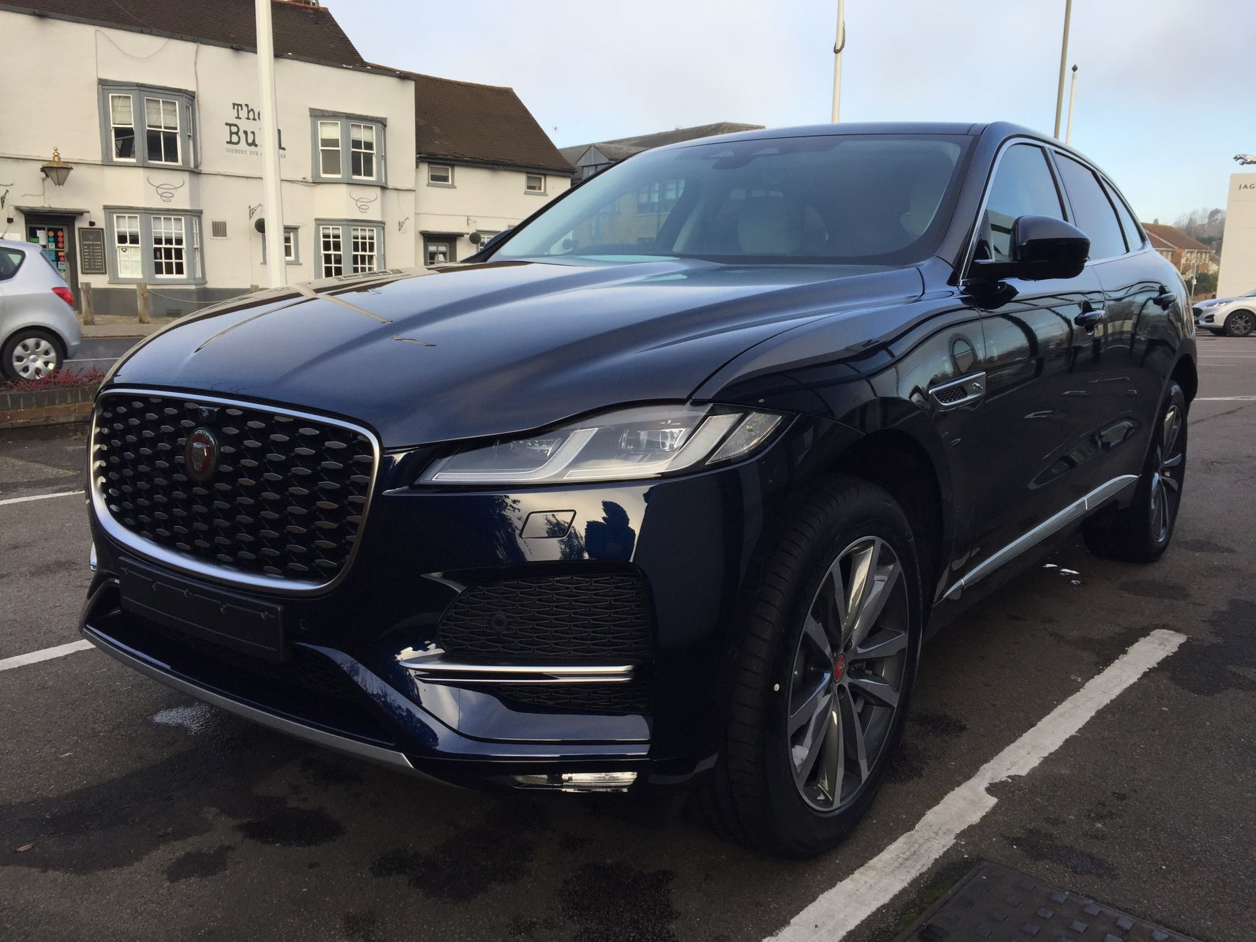 Jaguar F-PACE Contact us today and ask about our great offers on Stock Cars for immediate delivery.  image 2